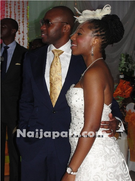 Dakore & Olumide Akande