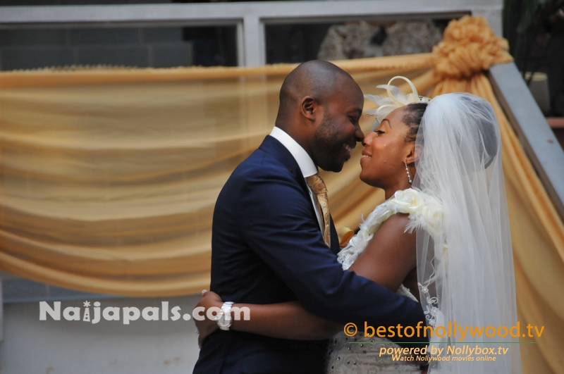 Egbuson dakore wedding