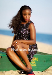 Ini Edo With An Inviting Look!
