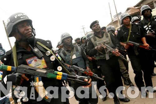 Photo Gallery Of Nigerian Police Showing Off Their New Outfit