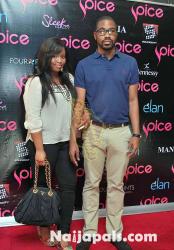 Niyi Adekoya and Derin Alabi