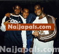 Don Jazzy, JJC and Dprince Photo