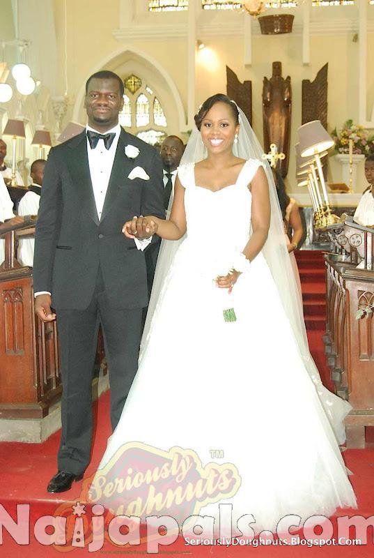 Bella Naija Wedding Dress