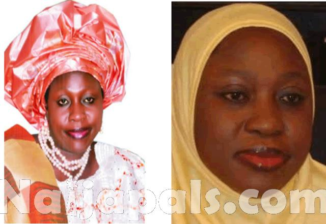 Hajia Hauwa Abiodun Yuguda (Second Wife) - Bauchi
