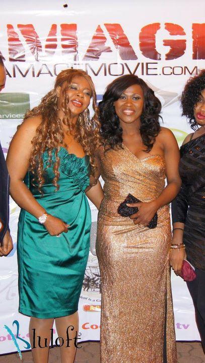 Uche Jumbo and Other Actress