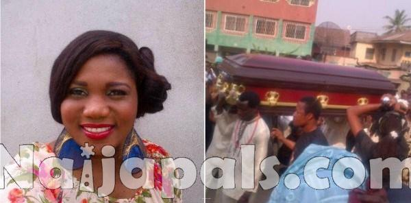 Bisi Komolafe Laid To Rest