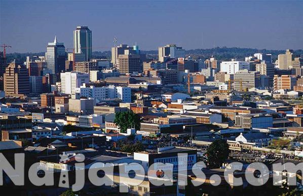 1. Zimbabwe