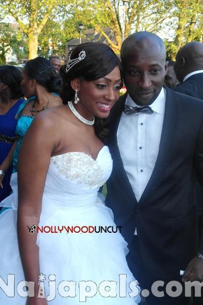 Patience ozokwor daughter wedding pictures