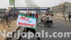 800 nigeria labour strikes fuel ap 120109