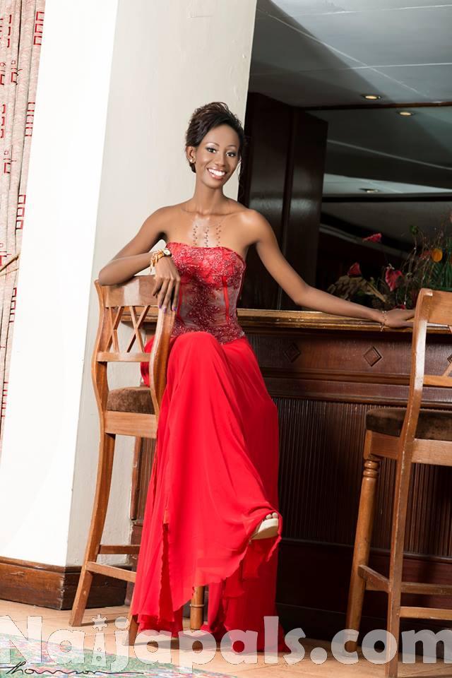 Miss Kenya - Wangui Gitonga