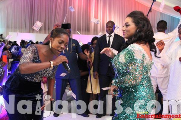 Nollywood Celebrity Wedding   Blushing Makoti