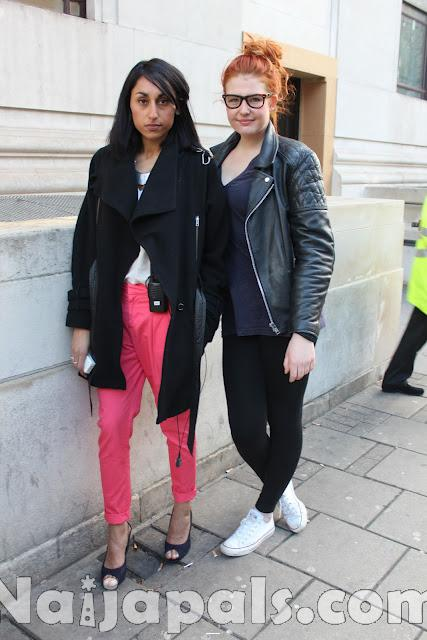 Guests At The Ubuntu Collection Of The London Fashion Week (115)