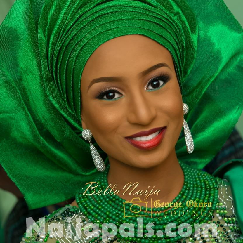 Photo Gallery Nigerian Wedding: 0011-Aisha-Mustapha-Nigerian-Muslim-Wedding-George-Okoro