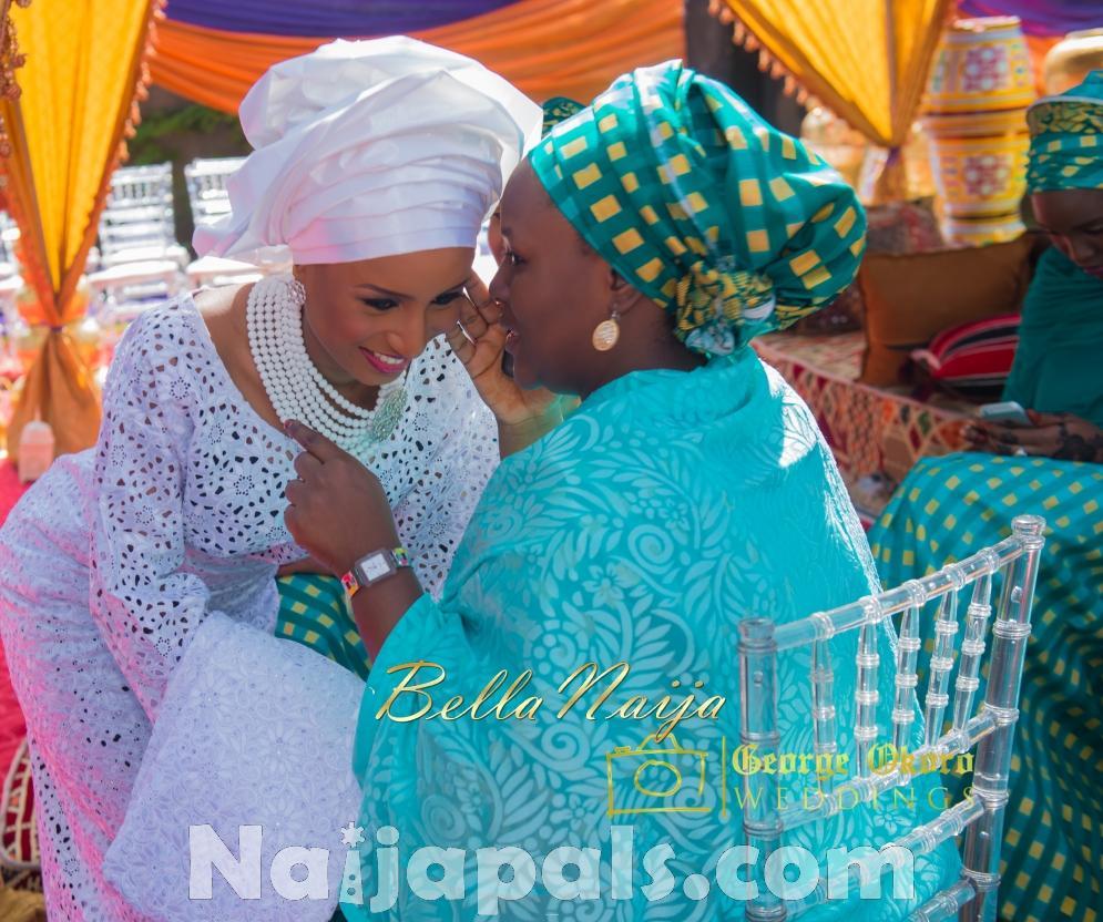 Photo Gallery Nigerian Wedding: 0114-Aisha-Mustapha-Nigerian-Muslim-Wedding-George-Okoro