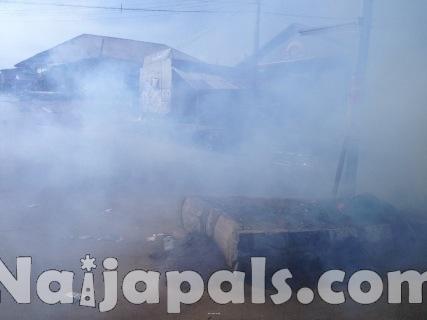 Police Attack Governor Fayemi And Senator Ojudu 2