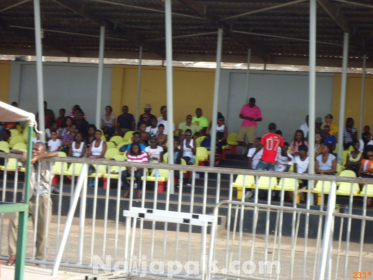 Ghana Female Celebrities Soccer Match 16