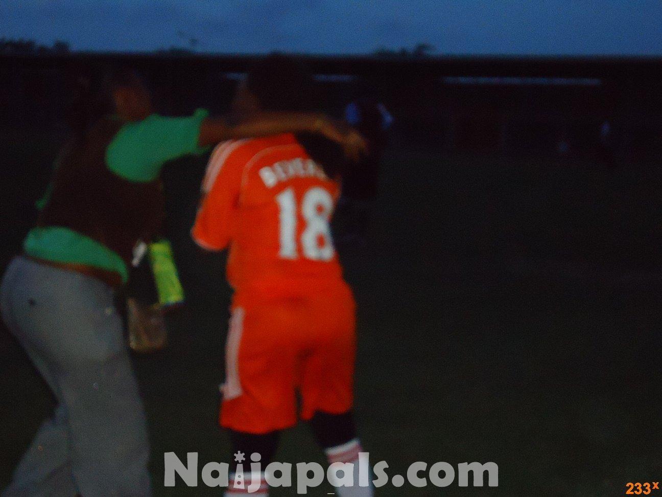 Ghana Female Celebrities Soccer Match 26