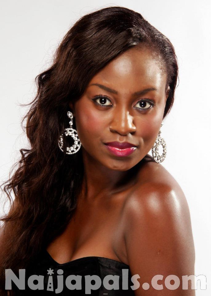 miss gombe - igebu antonette