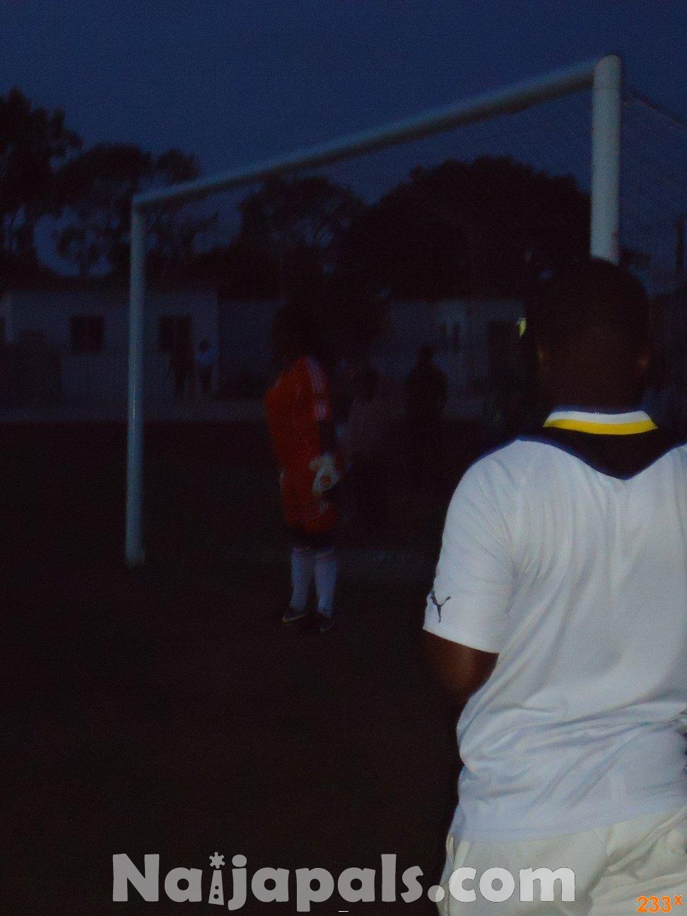 Ghana Female Celebrities Soccer Match 34