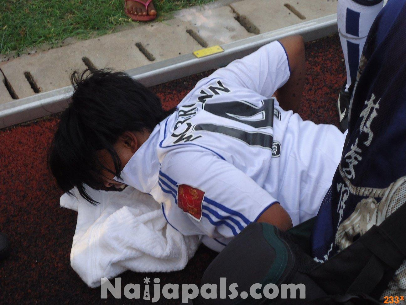 Ghana Female Celebrities Soccer Match 55
