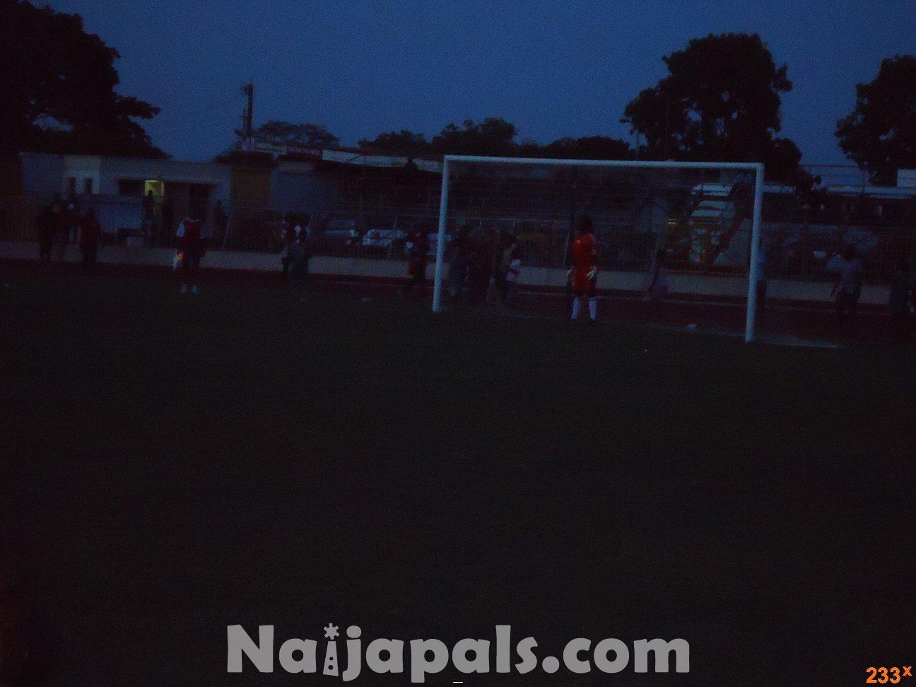 Ghana Female Celebrities Soccer Match 139