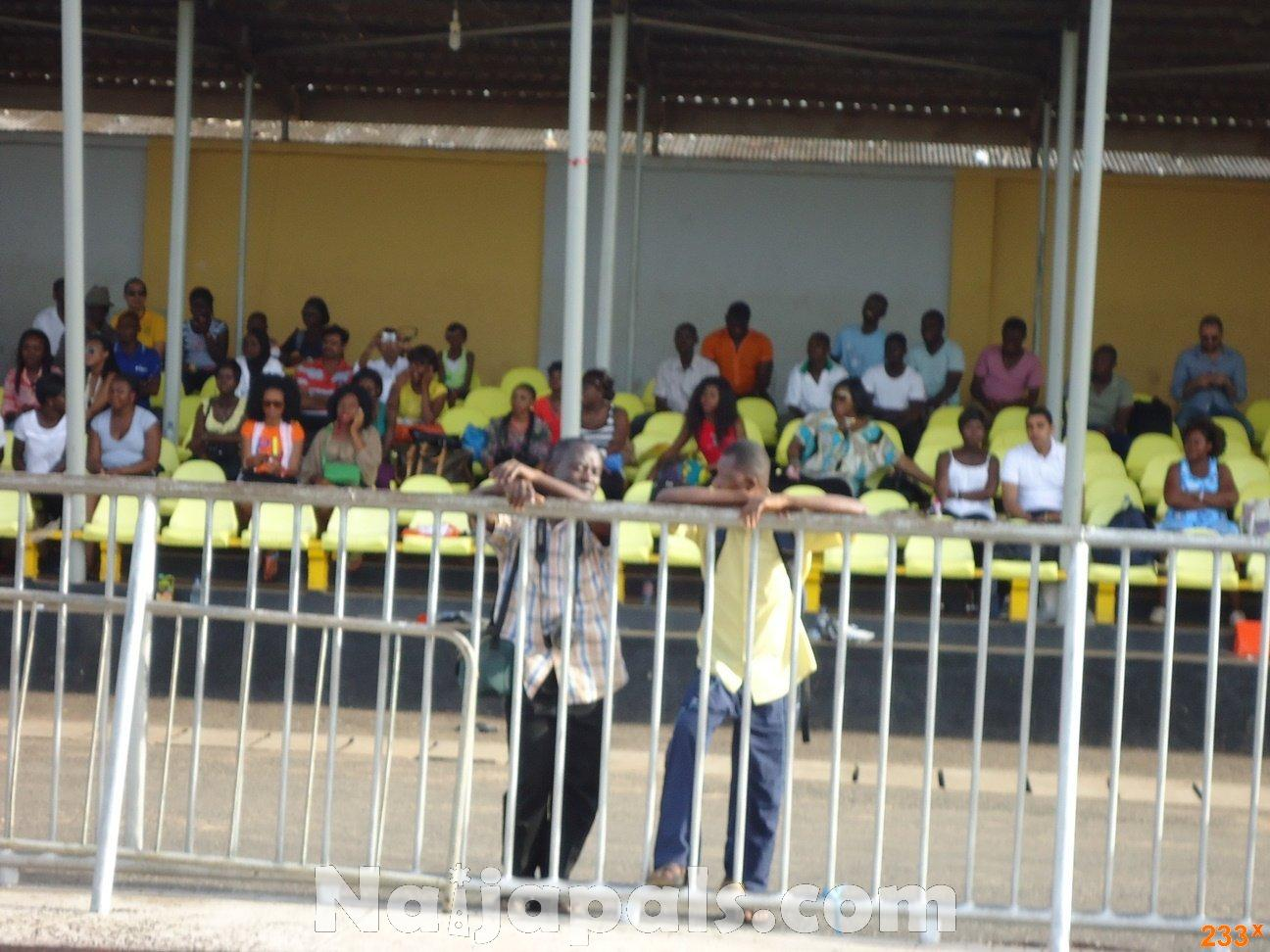 Ghana Female Celebrities Soccer Match 144