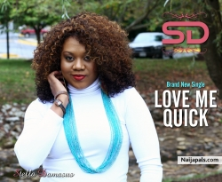 Stella Damasus - Love Me Quick (Nigerian Love Song)